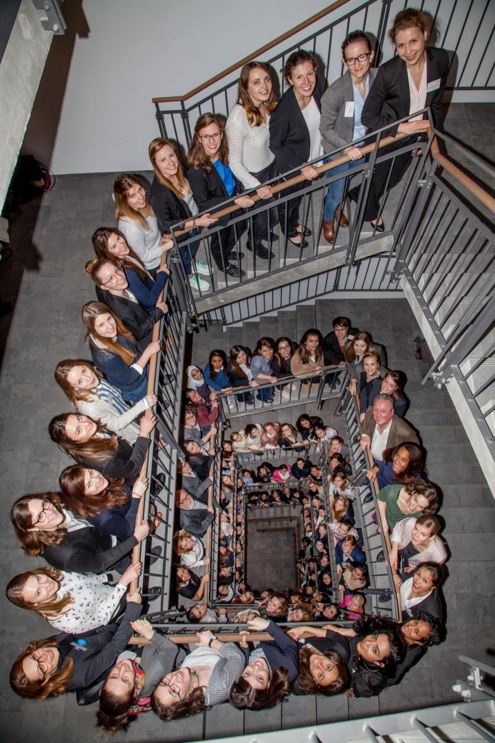 Femtec participants