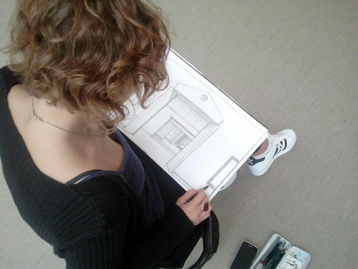 Freihandeichnen - Kreativität mit Stift und Block (c)