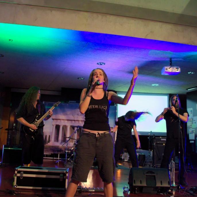 Meraki Juli 2016 - Band: Dryad