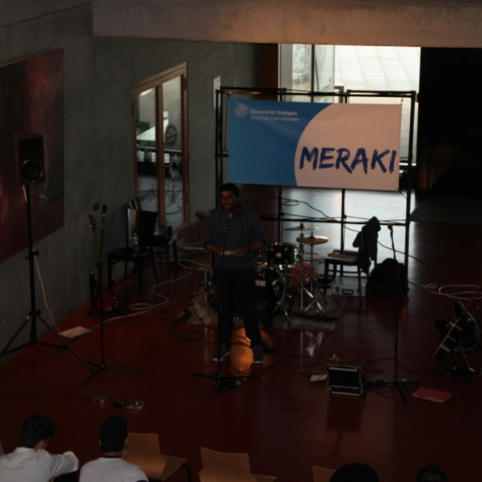 Meraki Mai 2017 - Poetry Slam