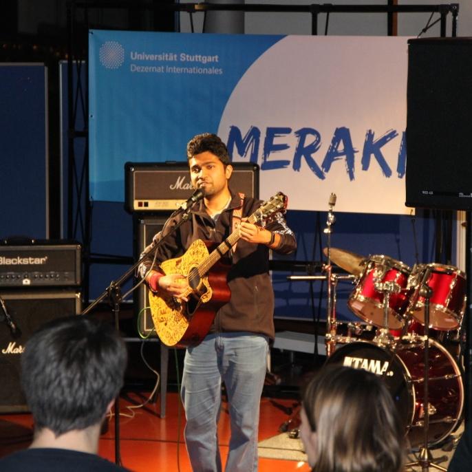 Meraki November 2017 - Vikrant Biswas