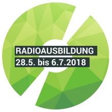Radioausbildung vom 28.5. - 6.7.2018