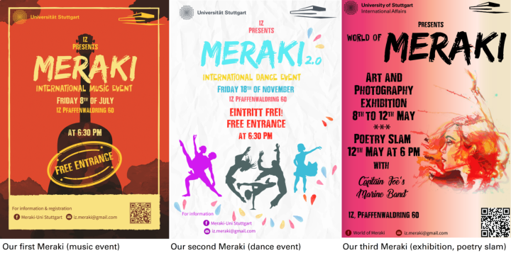 Our past Meraki events