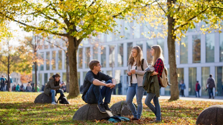 Studieninformationstag für Schülerinnen und Schüler