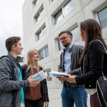 Einführungsveranstaltung an der Universität Stuttgart
