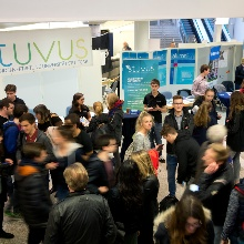 Press release 90: The university's evening event for new students  Copyright: