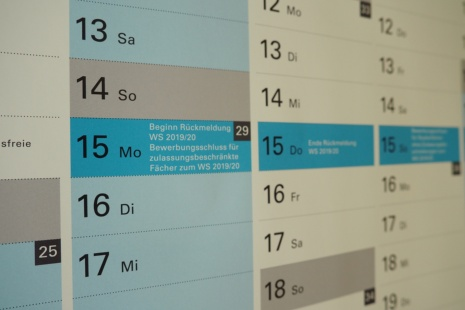Uni Stuttgart Bewerbung
